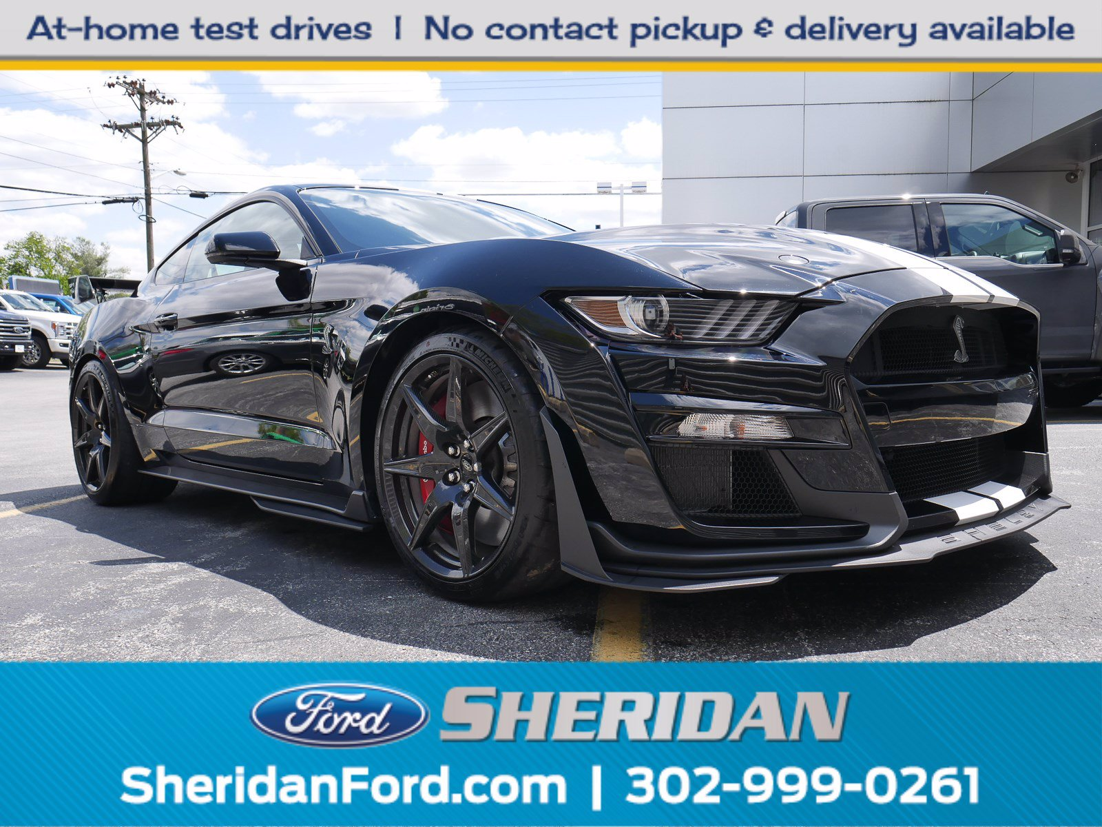 Pre-Owned 2020 Ford Mustang Shelby GT500