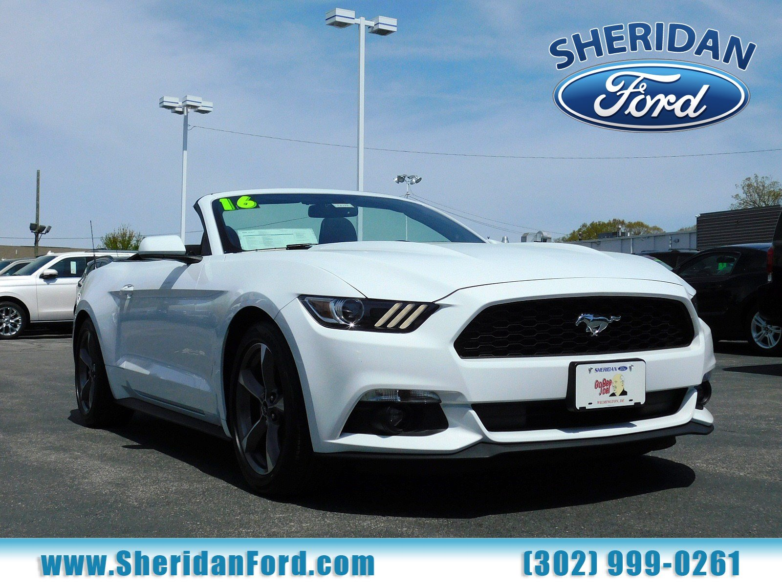 Certified Pre Owned 2016 Ford Mustang V6