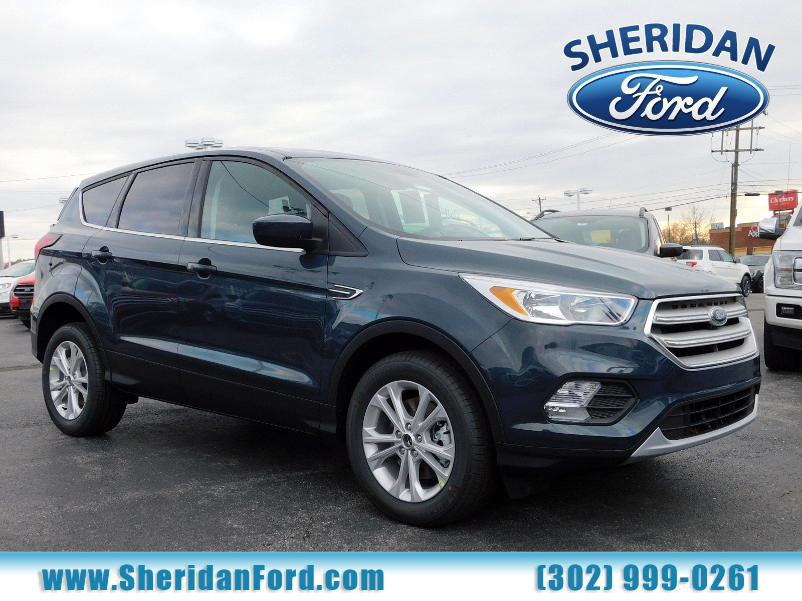 new 2019 ford escape se sport utility in wilmington. Black Bedroom Furniture Sets. Home Design Ideas