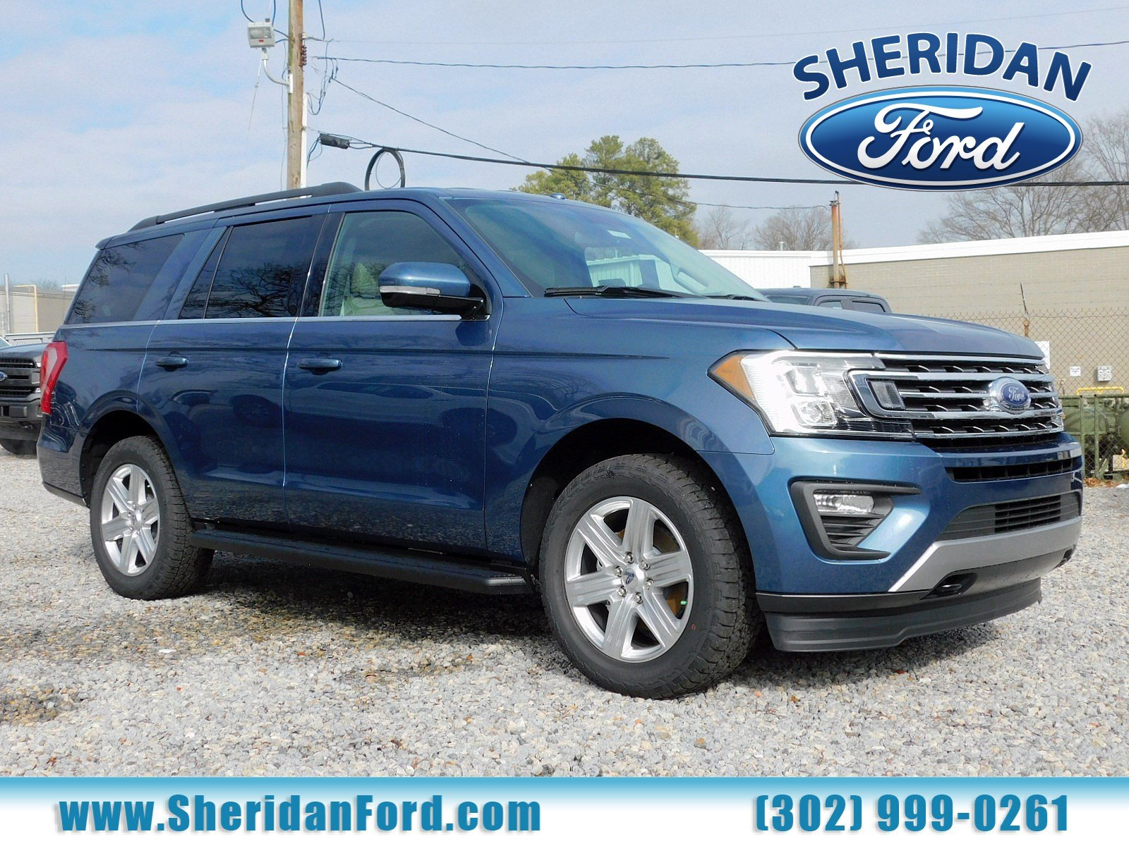 00c15275dd78e5 New 2019 Ford Expedition XLT Sport Utility in Wilmington  T19084 ...