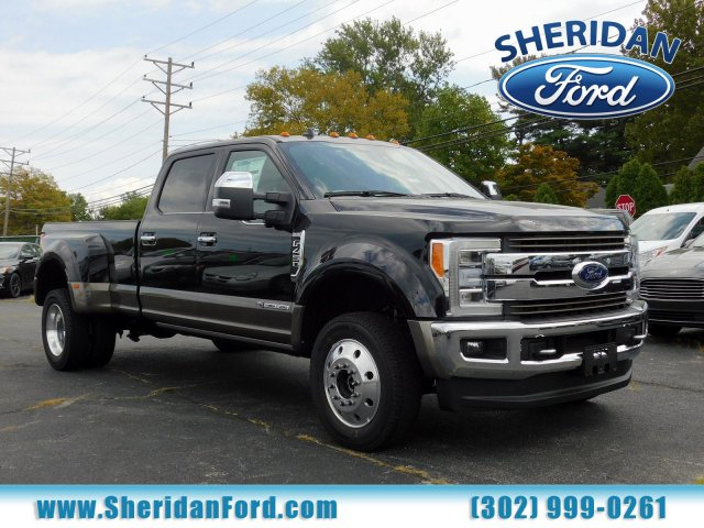 New 2019 Ford Super Duty F-450 DRW King Ranch