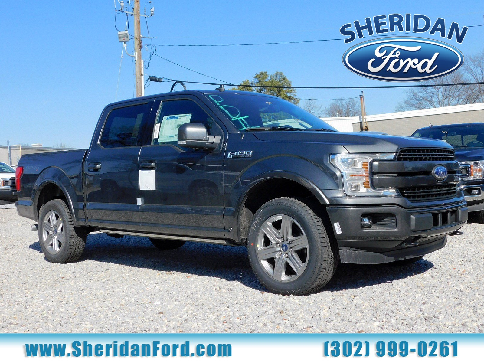 New 2019 ford f 150 lariat