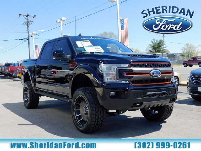 New 2019 Ford F-150 Harley Davidson