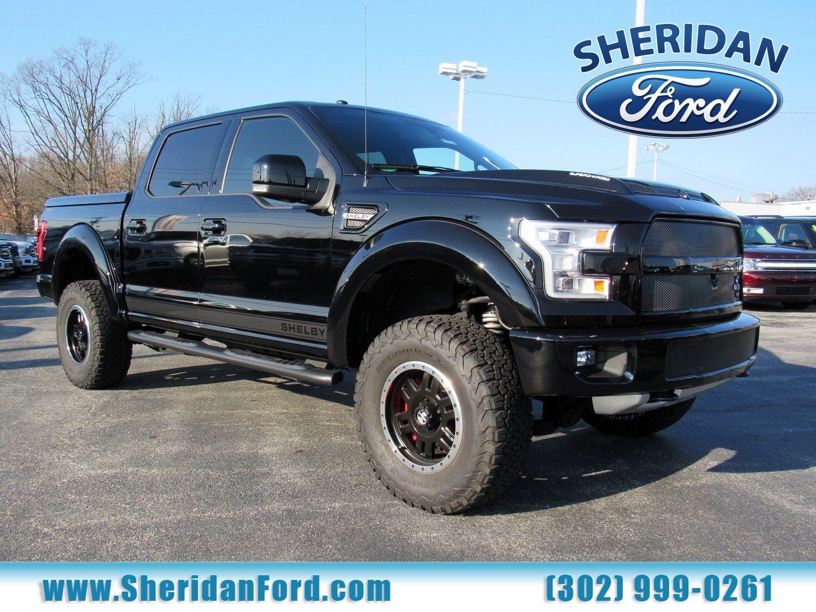 Pre Owned 2017 Ford F 150 Shelby
