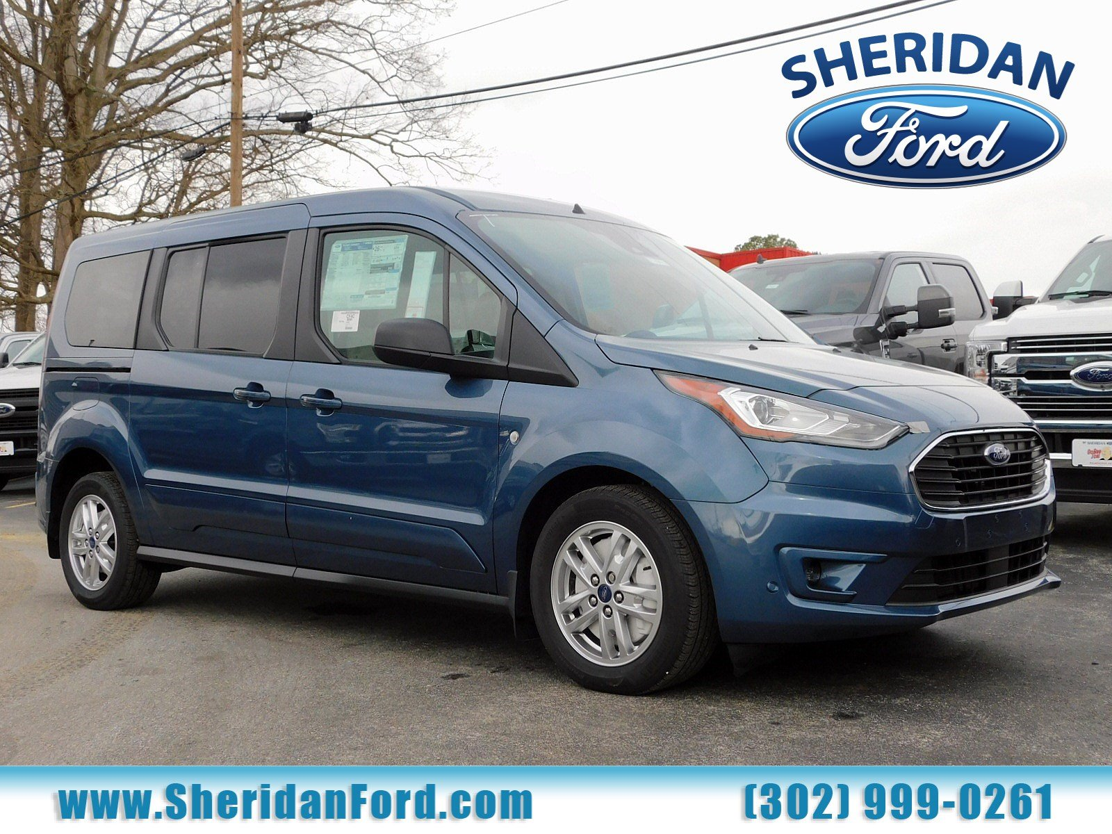 0306c14630 New 2019 Ford Transit Connect Wagon XLT Full-size Passenger Van in ...