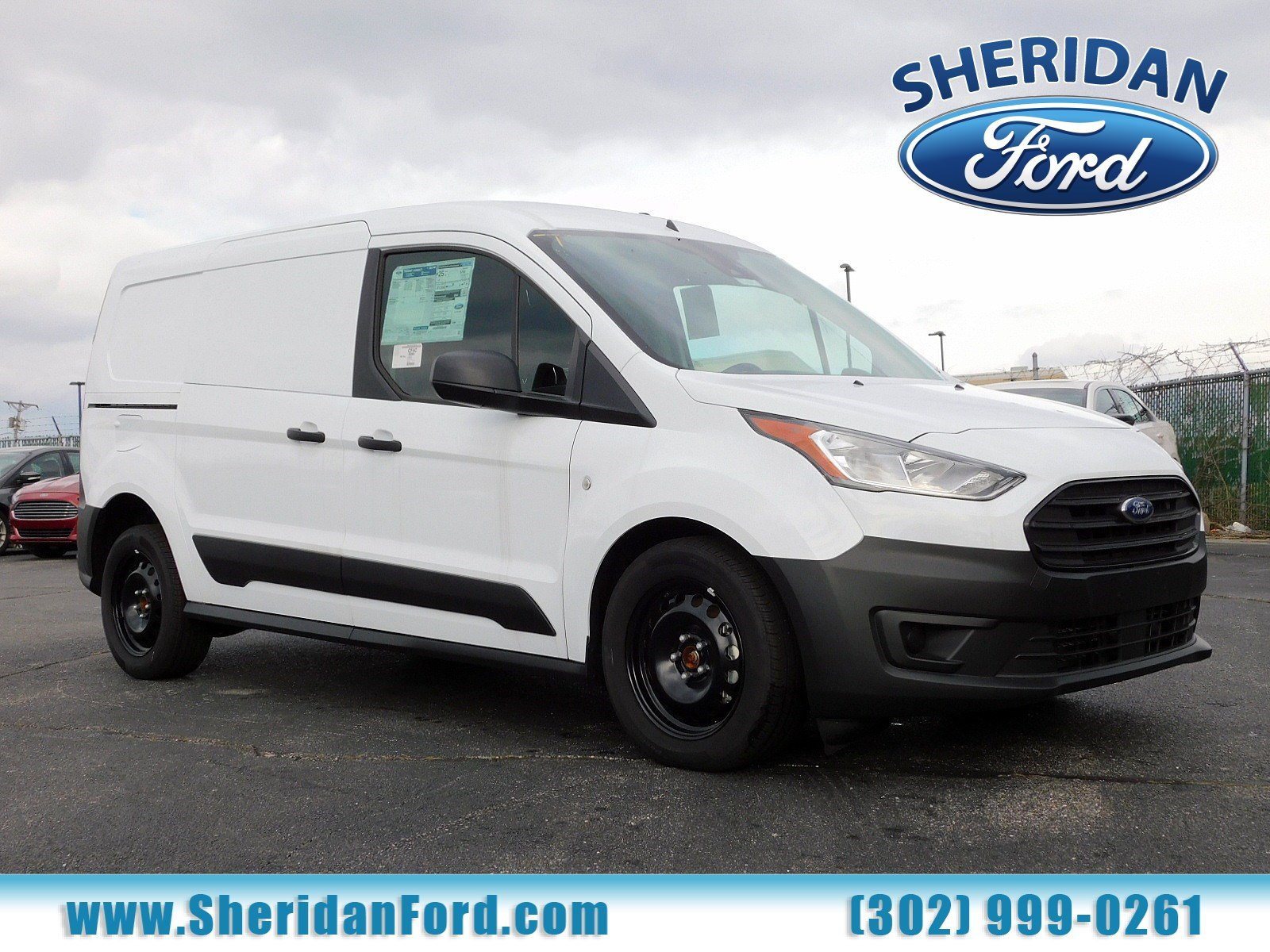 8d9627c07b1d3f New 2019 Ford Transit Connect Van XL Mini-van