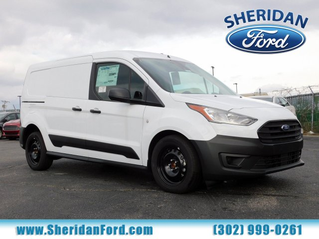 New 2019 Ford Transit Connect Van XL FWD Mini-van, Cargo