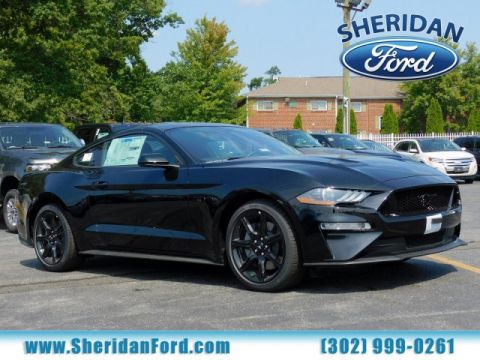 New 2019 Ford Mustang GT