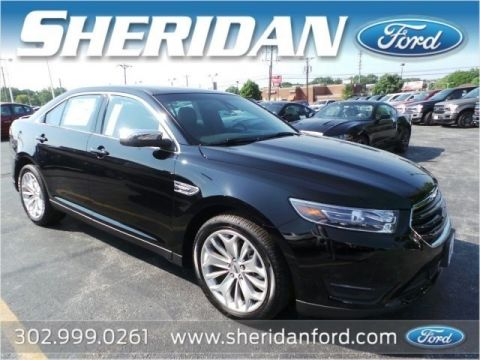 New  Ford Taurus Limited Dr Car In Wilmington Yx Sheridan Ford