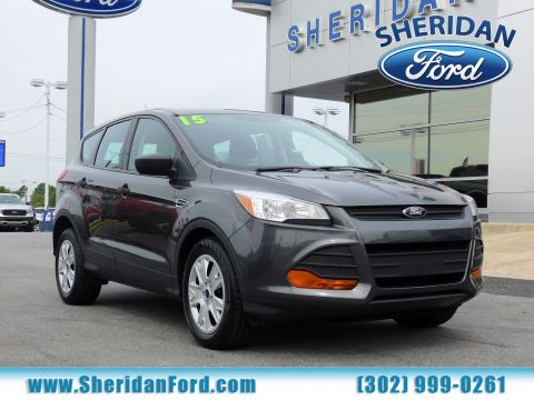 Certified Pre-Owned 2015 Ford Escape S