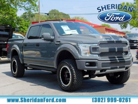 New 2019 Ford F-150 Shelby