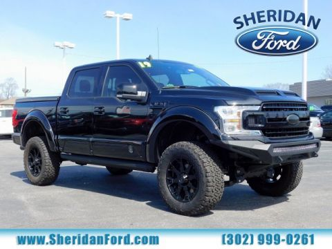 New 2019 Ford F-150 Black Ops