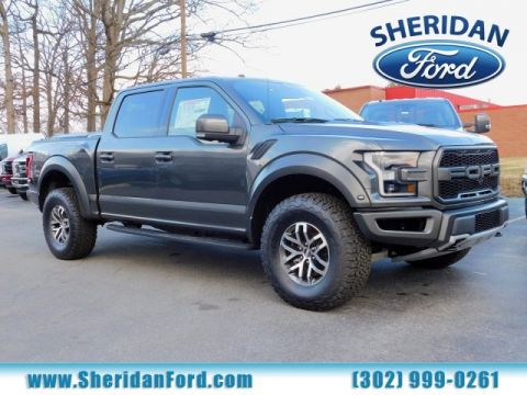 New 2018 Ford F-150 Raptor