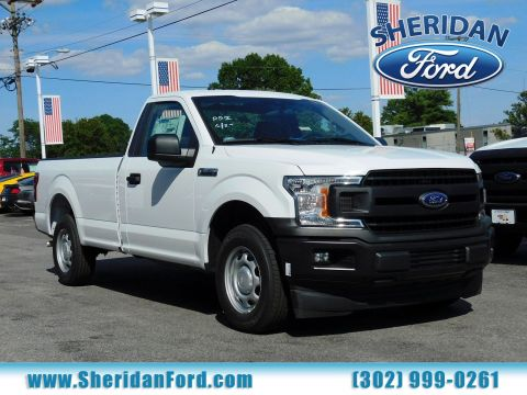 New 2019 Ford F-150 XL Regular Cab Pickup in Wilmington #T19312