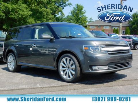 New 2019 Ford Flex Limited EcoBoost